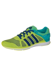 Adidas Performance Adizero Feather Prime Lightweight Running Shoes Semi Solar Yellow Collegiate Royal Vivid Mint Pink