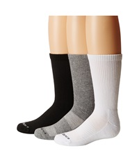 New Balance Crew 3 Pack Assorted Crew Cut Socks Shoes Multi