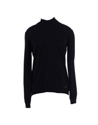 Armani Jeans Turtlenecks Black