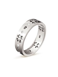 Folli Follie Love And Fortune Ring Silver