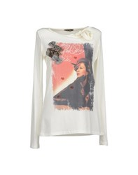Romeo Y Julieta Topwear Long Sleeve T Shirts Women