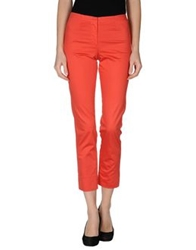 Irma Bignami Casual Pants Red