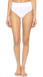 Spanx Lounge Hooray Thong White
