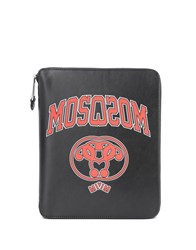 Moschino Document Holders Black