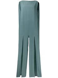 Chalayan Column Jumpsuit Green