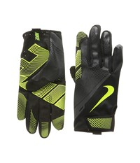Nike Lunatic Training Gloves Black Anthracite Volt Athletic Sports Equipment