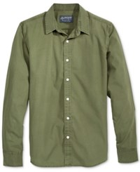 American Rag Men's Solid Shirt Only At Macy's Calm Sage