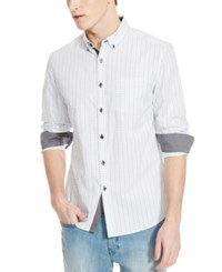 Kenneth Cole Reaction Men's Slim Fit Checked Shirt
