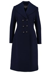 Hobbs Gianna Classic Coat French Navy Dark Blue