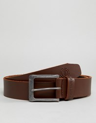 Element Poloma Belt In Brown