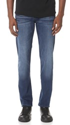 7 For All Mankind Slimmy Straight Luxe Jeans Belfast