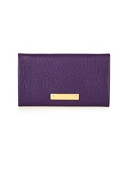 Chloe Fold Over Leather Wallet