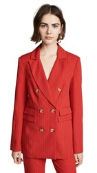 C Meo Collective Go From Here Blazer Red