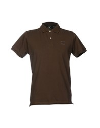 Beverly Hills Polo Club Topwear Shirts Dark Brown