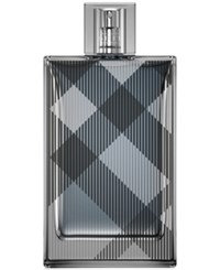 Burberry Brit For Men Eau De Toilette Spray 3.4 Oz