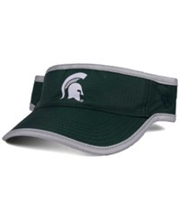 Top Of The World Michigan State Spartans Baked Visor Green