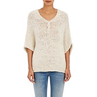 Ulla Johnson Women's Sidra Sweater Ivory