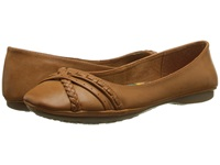 Rocket Dog Roty Natural Desert Plane Women's Flat Shoes Brown