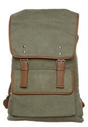 Your Turn Rucksack Olive Brown