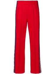Marc Jacobs Tailored Sweatpants Polyester Spandex Elastane