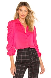 Milly Charlie Top Fuchsia