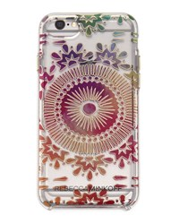 Rebecca Minkoff Printed Iphone 7 Case Rainbow Watercolo