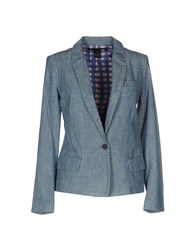 Marc By Marc Jacobs Suits And Jackets Blazers Women Sky Blue