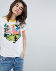 Paul Smith Ps By Sign Posted T Shirt White