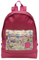 Gola Walker Liberty Sab Rucksack Raspberry