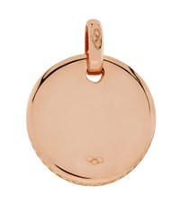 Links Of London Narrative Small Round Disc Pendant Female