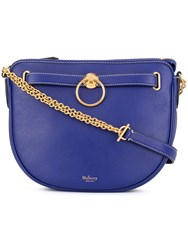 Mulberry Brockwell Small Classic Grain Bag Blue