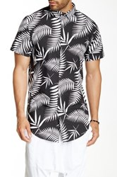 Control Sector Hubble Woven Short Sleeve Relaxed Fit Shirt Multi