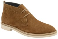 Frank Wright Bowmore Mens Boots Tobacco
