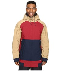 O'neill Seb Toots Jacket Scooter Red Men's Coat