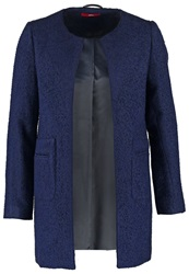 S.Oliver Short Coat Blue