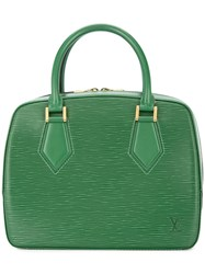 Louis Vuitton Vintage Sablons Handbag Green