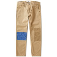 Fdmtl Cropped Patch Chino Neutrals