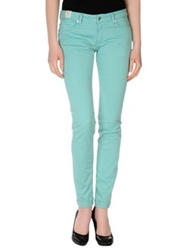 Drykorn Casual Pants Turquoise