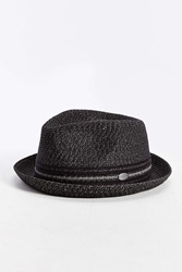Bailey Of Hollywood Vito Fedora Hat Black