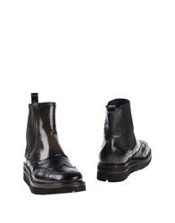 Catarina Martins Ankle Boots Black