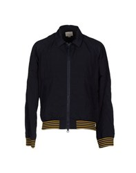 Band Of Outsiders Coats And Jackets Jackets Men Dark Blue