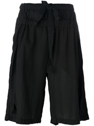 Lost And Found Rooms Drawstring Shorts Black