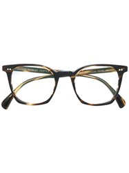 Oliver Peoples L.A. Coen Glasses Black