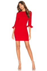 Likely Bedford Dress Red
