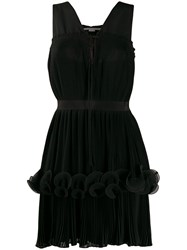 Stella Mccartney Ruffled Layer Pleated Dress 60