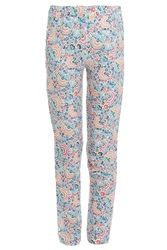 Paul And Joe Printed Tappered Trousers