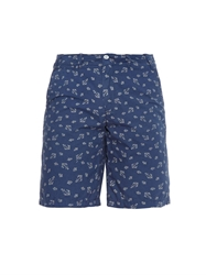 Polo Ralph Lauren Anchor Print Cotton Shorts