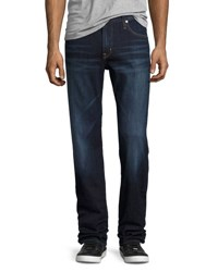 Ag Jeans Graduate 3 Years Wellspring Denim Medium Blue