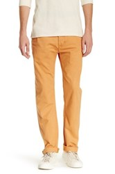 Levi's Chino Better Pant 30 34 Inseam Orange