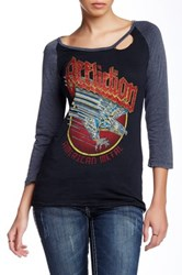 Affliction Holy Water Long Sleeve Shirt Black